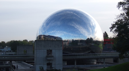 Cité des Sciences Paris octobre 2006